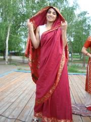 Почти настоящая индианка