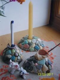Подставка для свечки