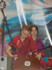 Обещанный опыт медитации под живую музыку