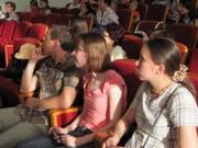 Заинтригованные зрители